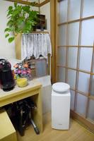 Panasonic-加湿空気清浄機